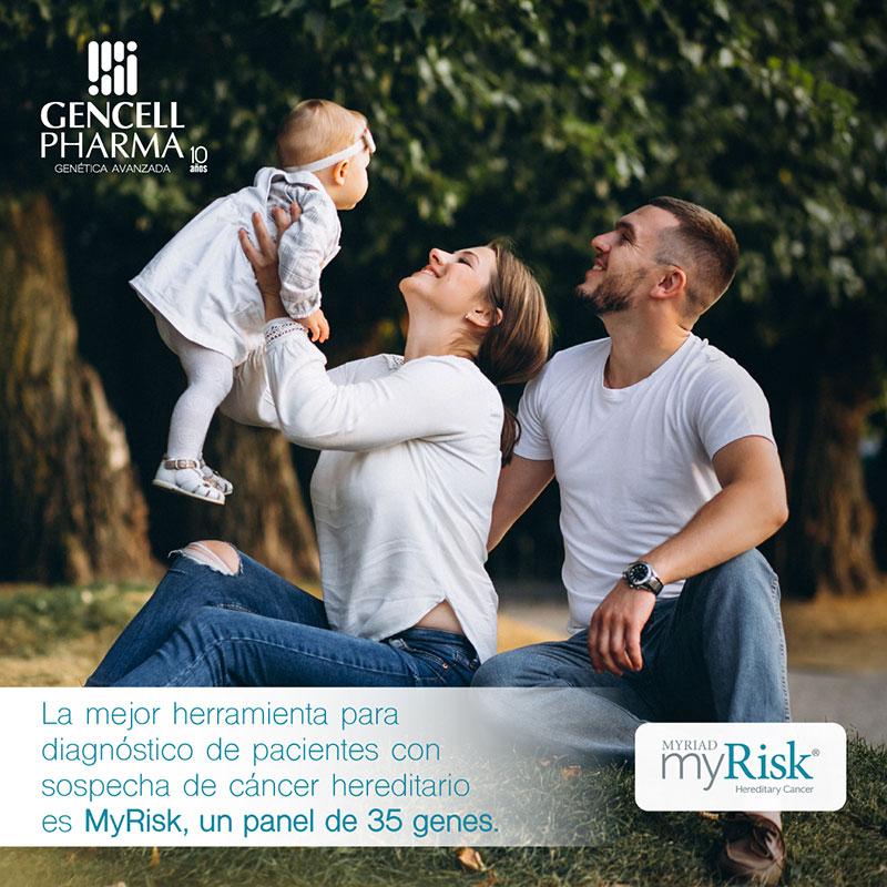 MyRisk - Gencell Pharma