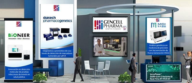 Stand Gencell Pharma
