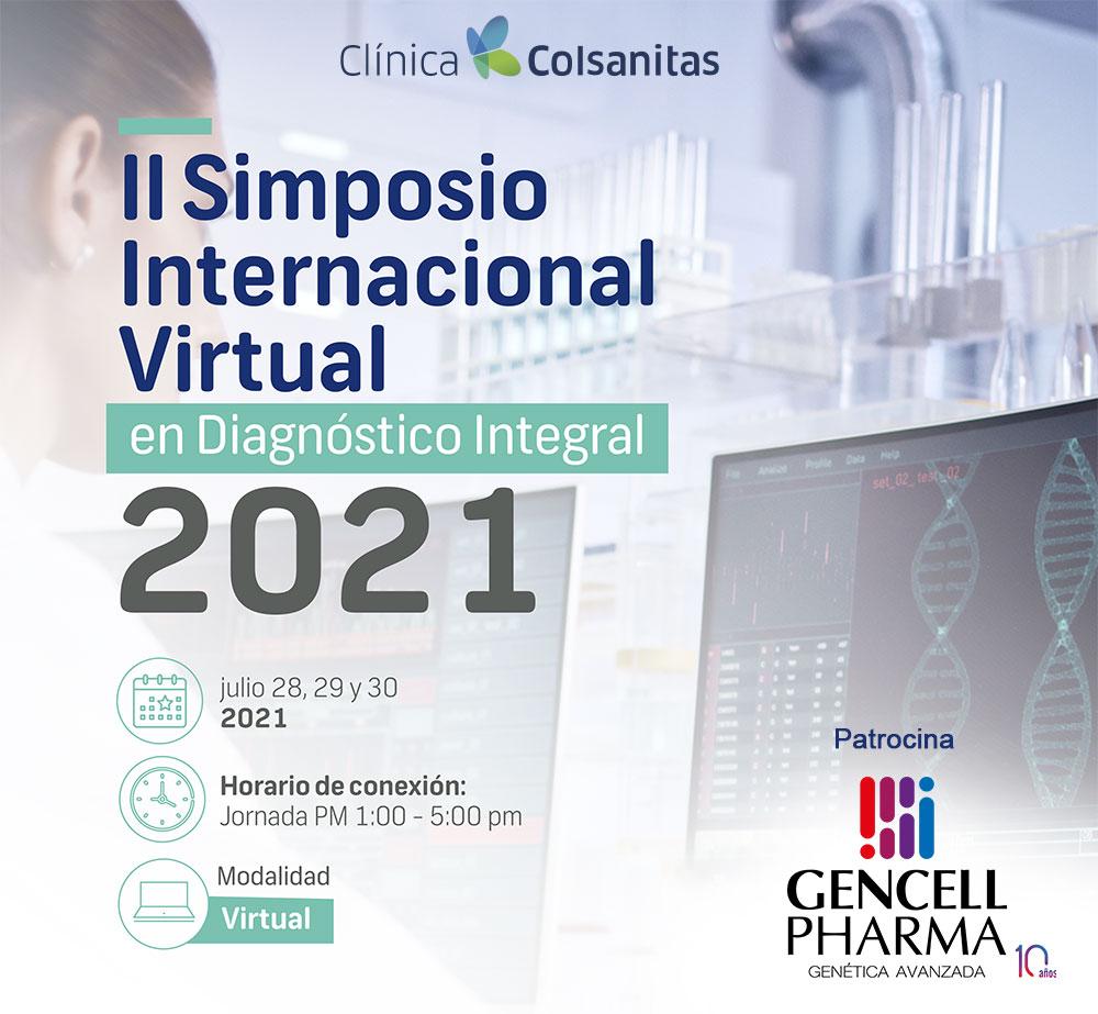 Simposio Internacional Virtual - Gencell Pharma