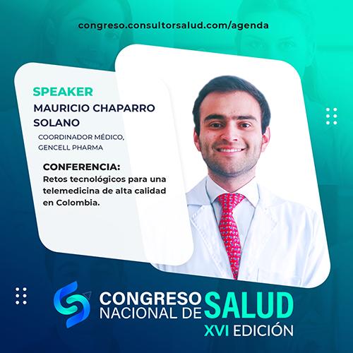 Congreso Nacional de Salud - Gencell Pharma